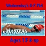 Masters Swimming Class
